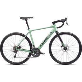 Orbea Gain D50 pastel green/black